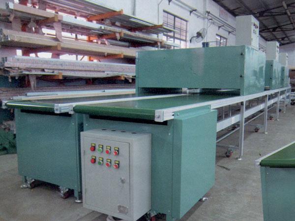 皮帶輸送線規劃<br>Belt Conveyor Layout