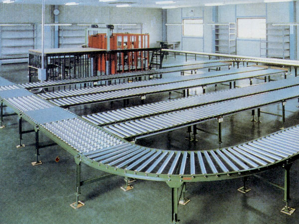 滾筒式輸送機<br>CONVEYOR Series
