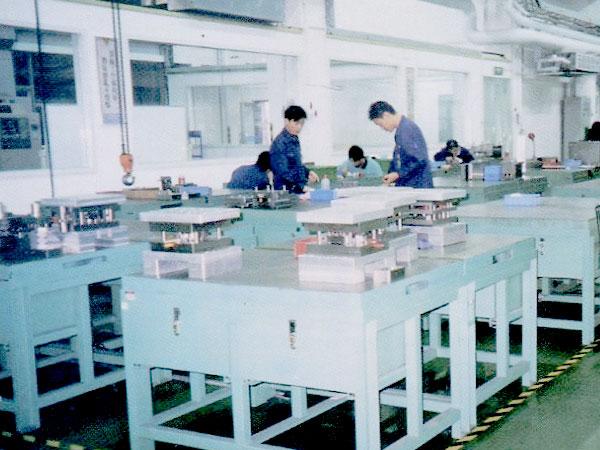 鉗工桌系列<BR>Metal-Iron Operation Bench