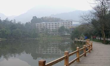 四川峨眉红珠山宾馆5号楼(扩建)
