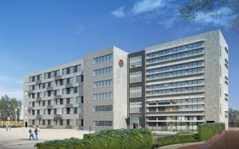 中华职业学校加固修缮、装修工程