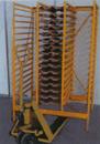 96片装钢质养护架