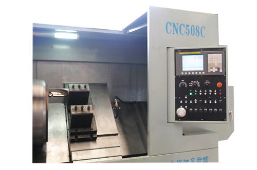 CNC508C系列数控管螺纹车床