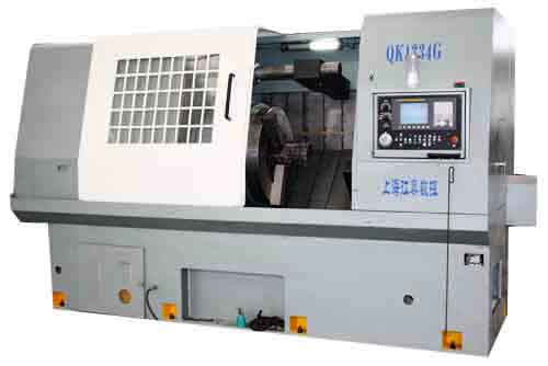 QK1334系列数控管螺纹车床