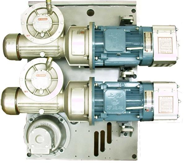 SC型施工升降机传动机构