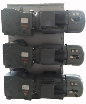 三传动变频施工升降机驱动机构