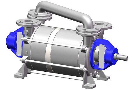 VH 系列 双级液环真空泵