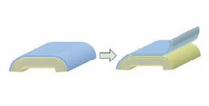 印刷成型部材用保护膜