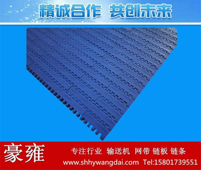 1100平板塑料网链