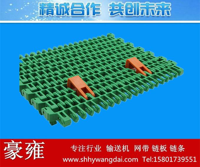 7960挡块式/钩角式网带链