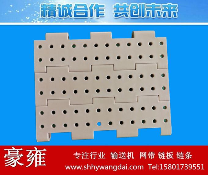 4705圆孔型塑料模块网带链