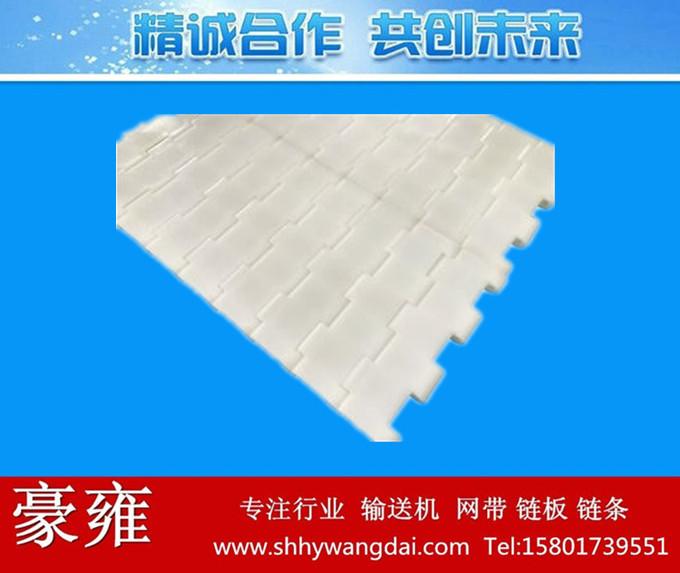 4705平板式塑料模块网带链