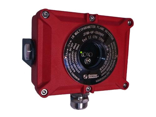 JTGB-UF-XSS665 紅外多參量火焰探測器
