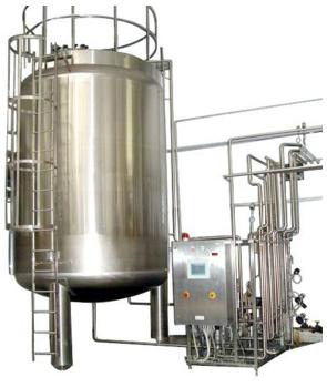 无菌罐储存系统