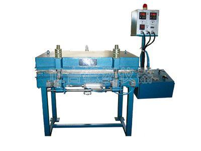 翻盖式电热气垫硫化机