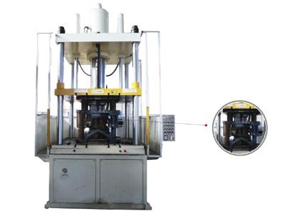 SD4-140H油压机带4组抽芯