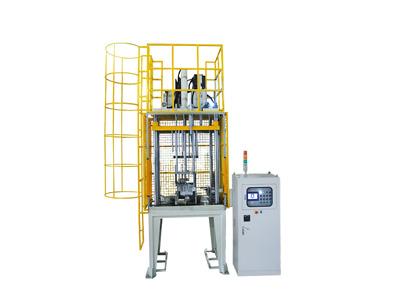 精锐系列:定制配机器人油压切边机