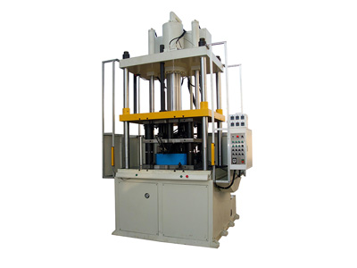 SD4系列:带抽芯油压切边机