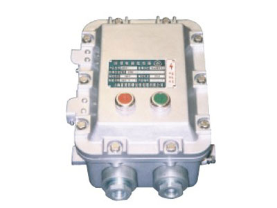 dDCI防爆电磁启动器