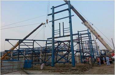上海华普钢结构工程有限公司