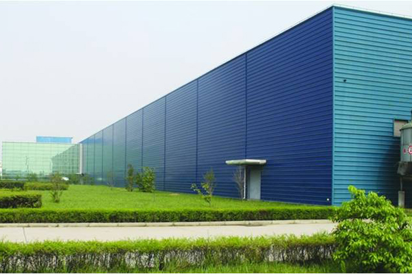 高德电子新建厂房项目