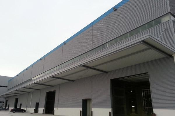 托克集团大宗商品贸易和仓储物流分拨项目