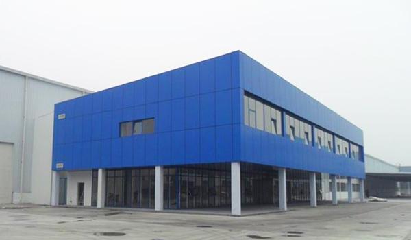 腾达航勤设备(无锡)有限公司新建厂房项目
