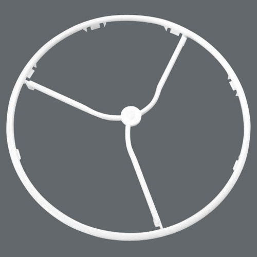 扬声器饰圈