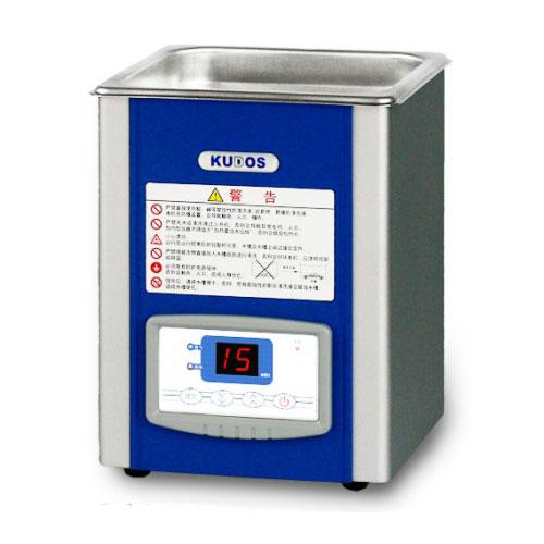 低频、带脱气台式超声波清洗剂