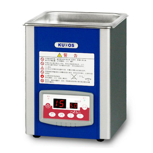 低频带脱气、加热型台式超声波清洗机