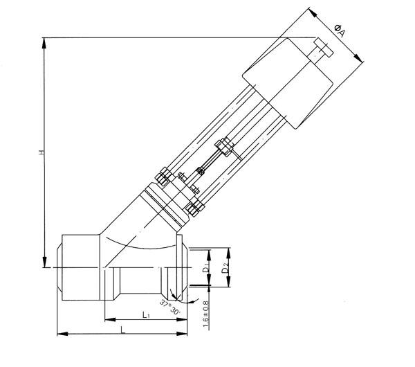 ZDSY系列电动Y型疏水阀