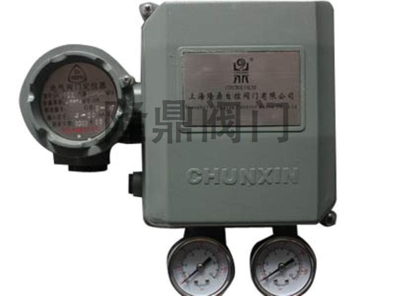 EP9000电气阀门定位器