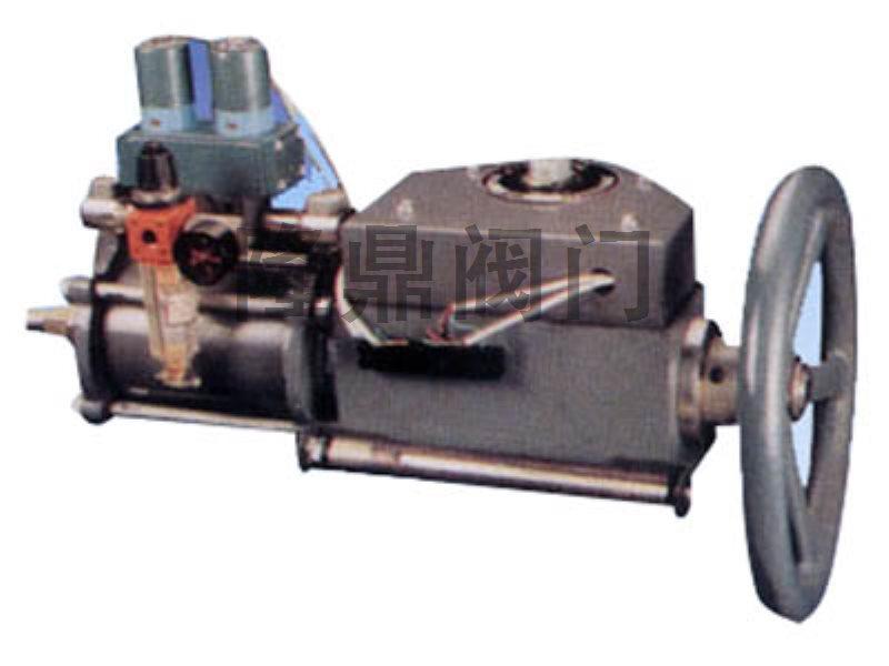 QZ气动执行器