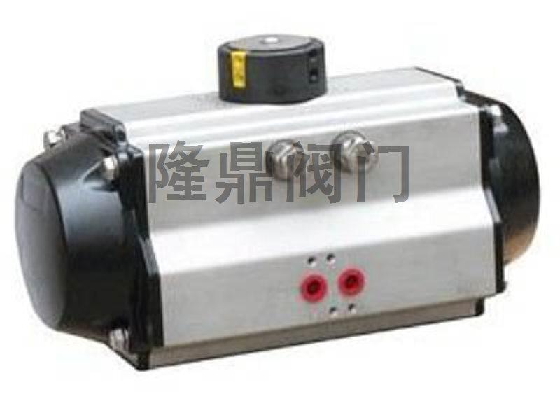GT系列气动执行器     AT系列气动执行器
