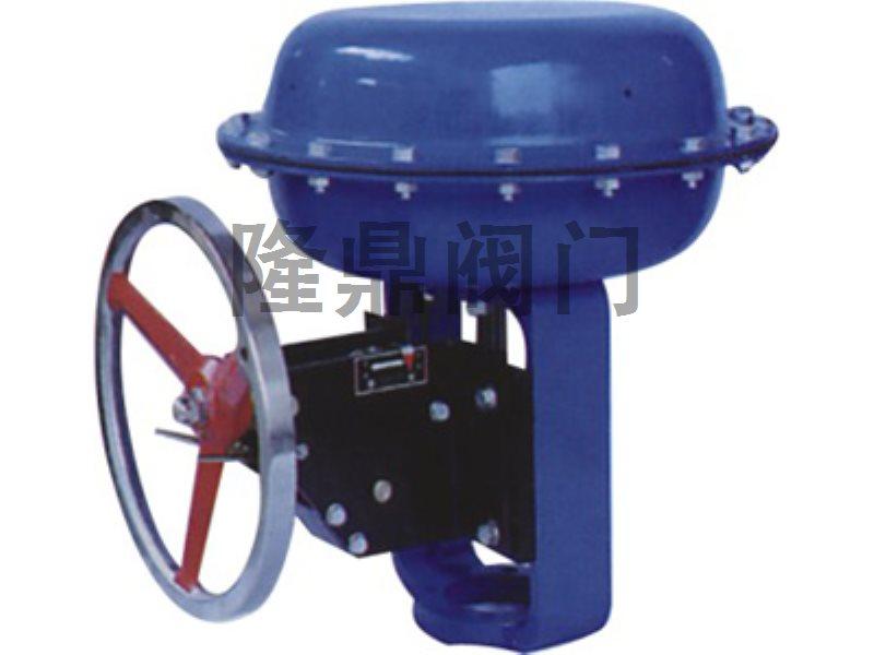 ZHA/B型多弹簧气动膜执行机构