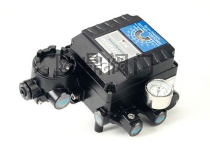 YT-1000L/YT-1000R电气阀门定位器