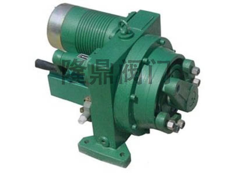 DKJ-B隔爆型角行程电动执行机构