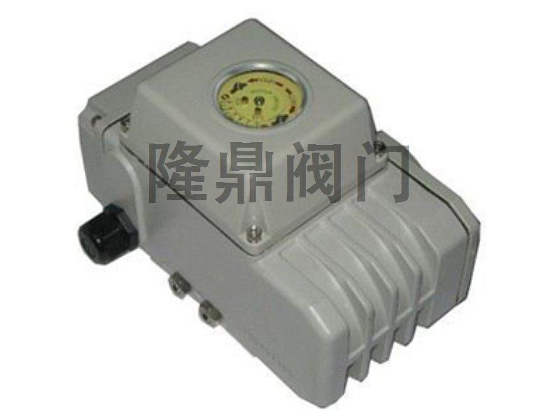 LDR系列回转式电动执行机构