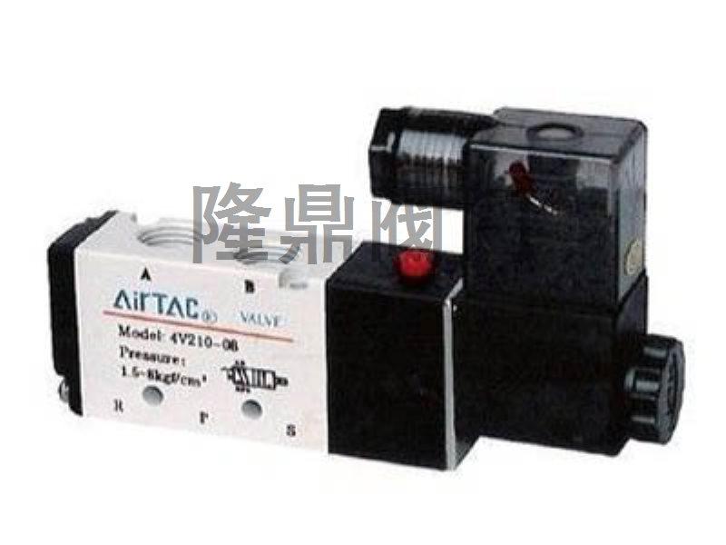 4V、3V系列电磁阀、气控阀