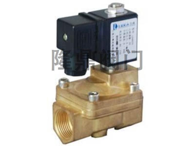 2W系列电磁阀—两口两位直动式