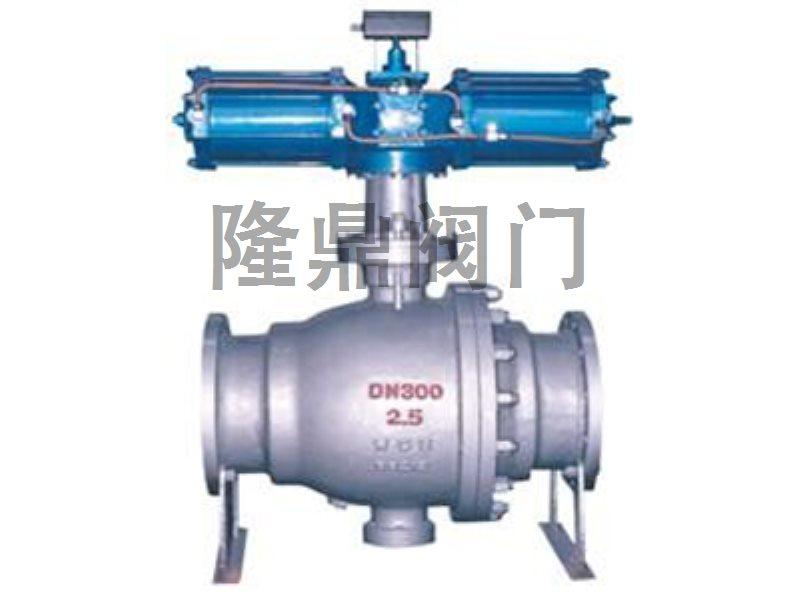 QYSQ647MF喷煤粉专用球阀