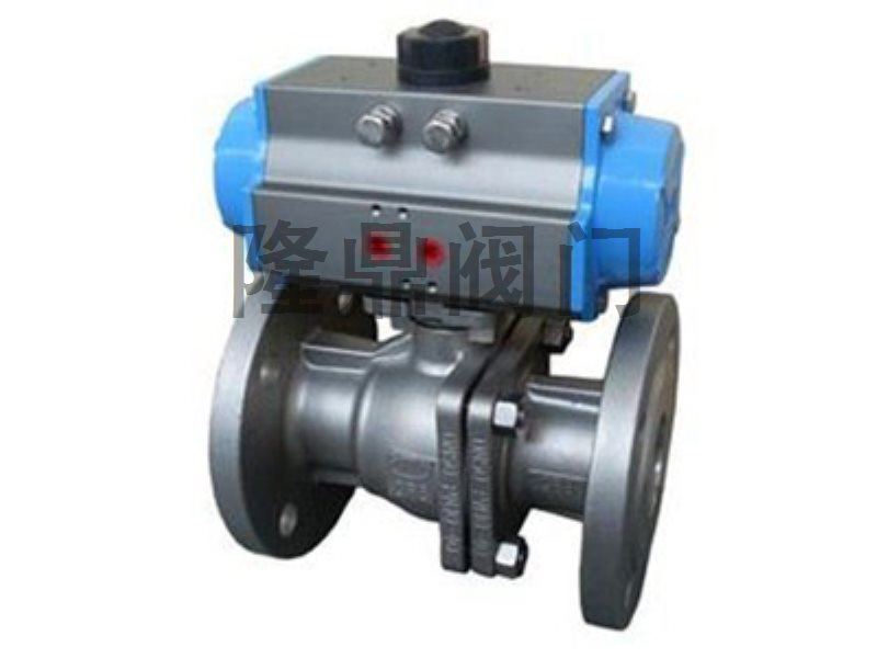 QGT型气动球阀(调节型/开关型)