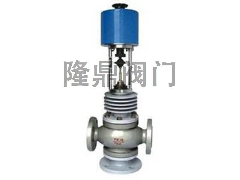 ZDSF(H)型三通分(合)流电动调节阀
