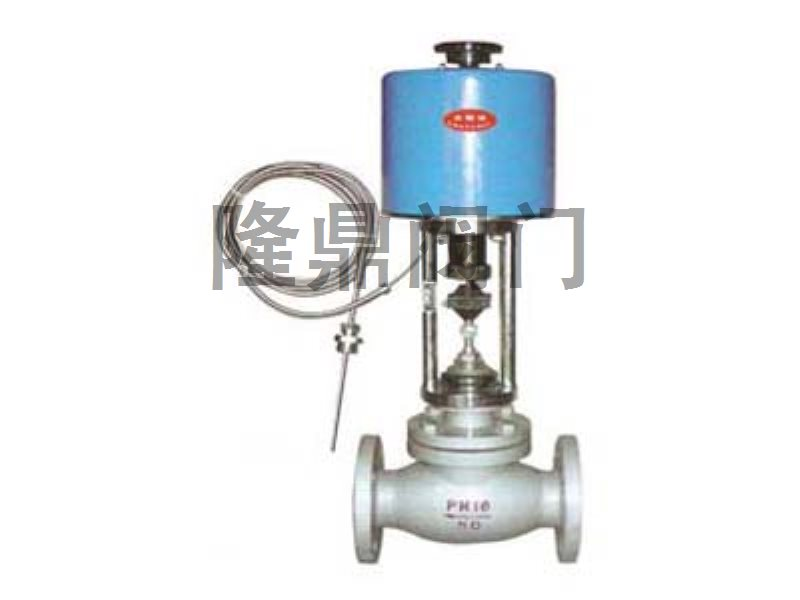 ZZWP自力式电动温度调节阀