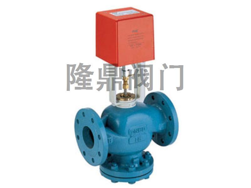 VB7000电动二通调节阀/电动三通调节阀
