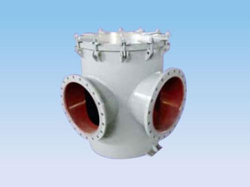 吸入粗水滤器A型直通、BR型直角、BL型直角