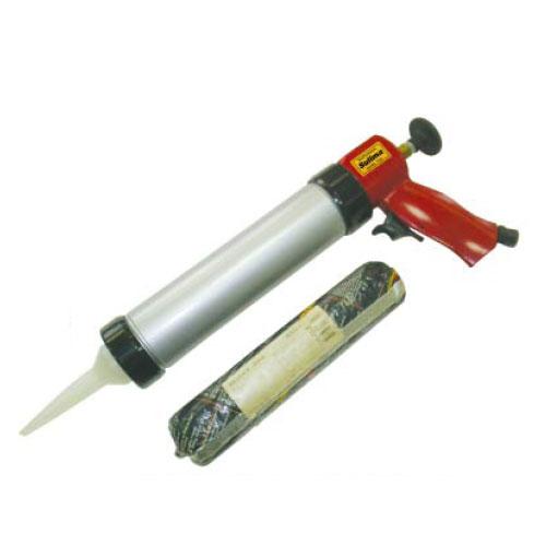 AT-6043L(600CC) 軟硬兩用氣動膠槍
