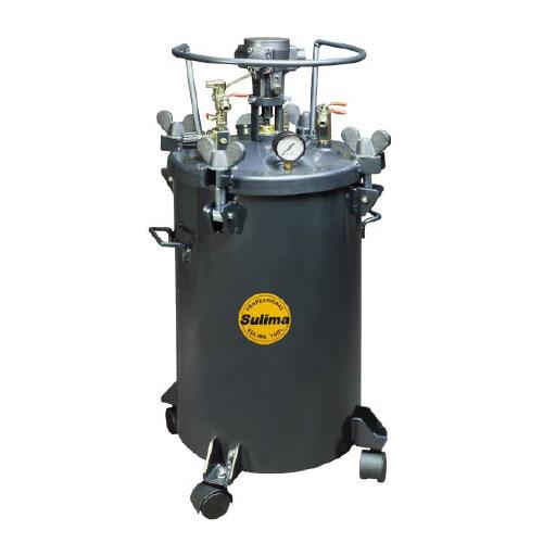 AT-60A(60 升)  氣動攪拌壓力桶(自動攪拌功能)