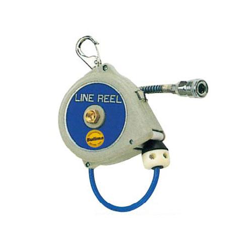 PU气管弹簧吊车
