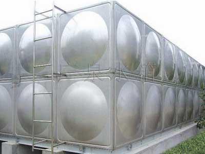 不锈钢方形组合式水箱